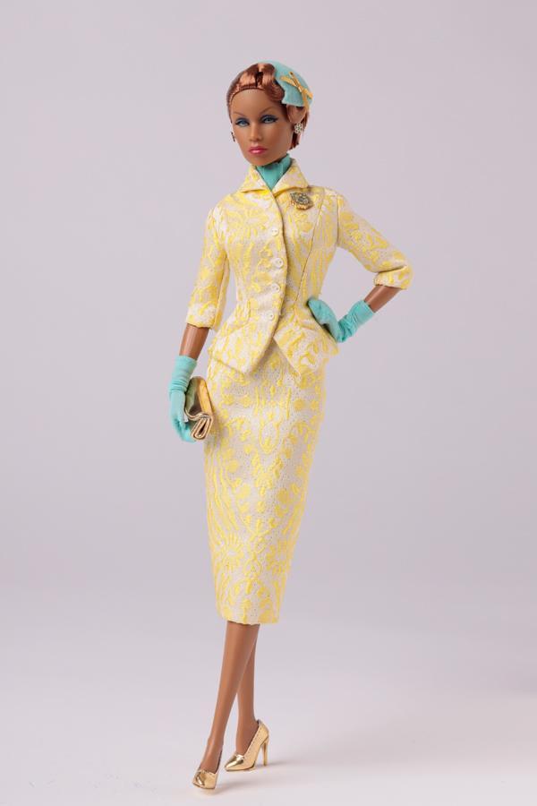 Mid-Day Venture Lady Aurelia Grey™ Dressed Doll