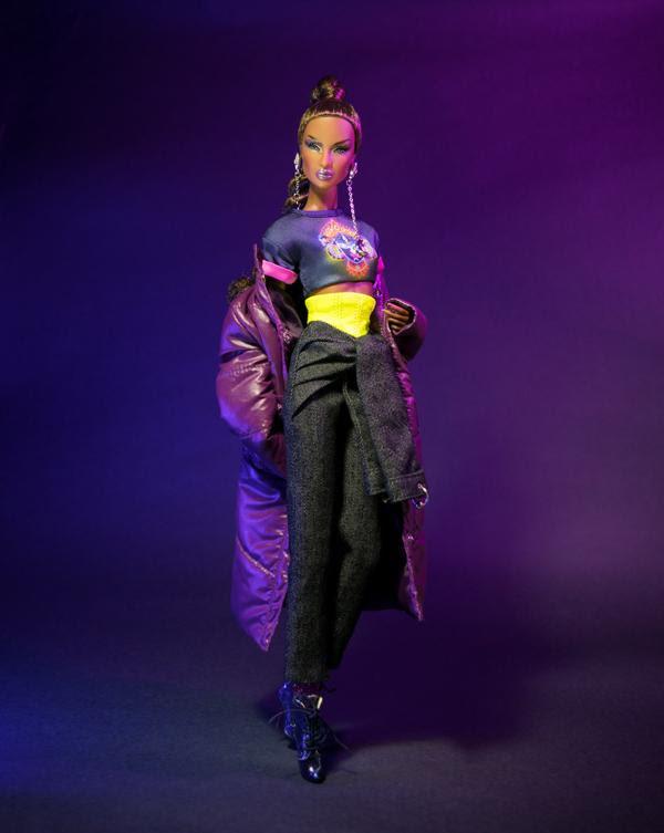 Nirvana Dominique Makeda™ Doll