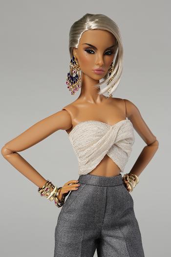FR Resurgence Natalia Fatalé® Dressed Doll