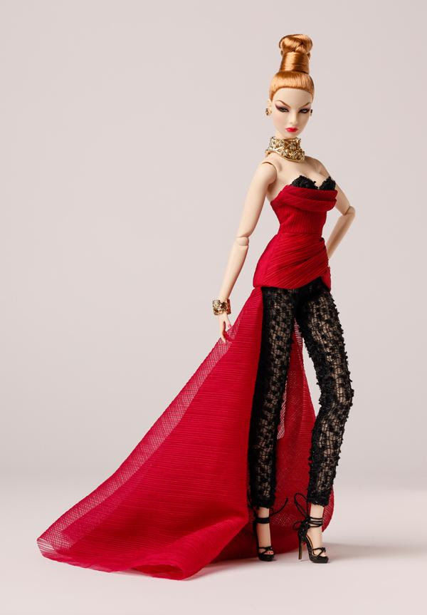 Sting To The Heart, Baroness Agnes Von Weiss Doll