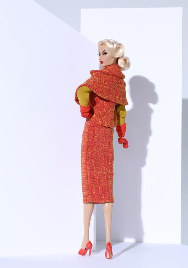 Tangier Tangerine Constance Madssen® Doll