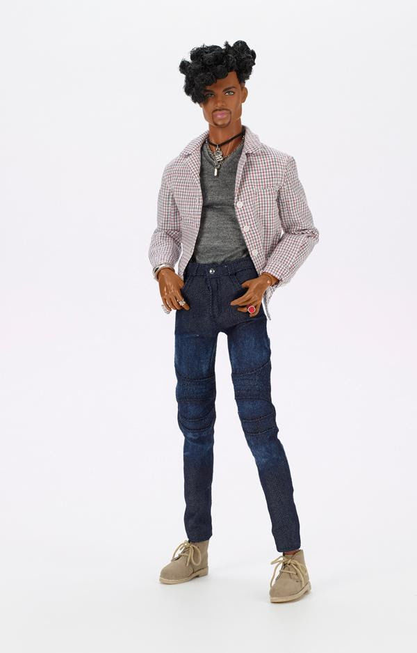 Jean Therapy, Tobias Alsford™ Fashion Figure