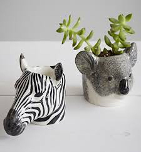 <span style=&#34;font-family:'courier new', courier, monospace;&#34;>Mini Animal vases&#160;</span>