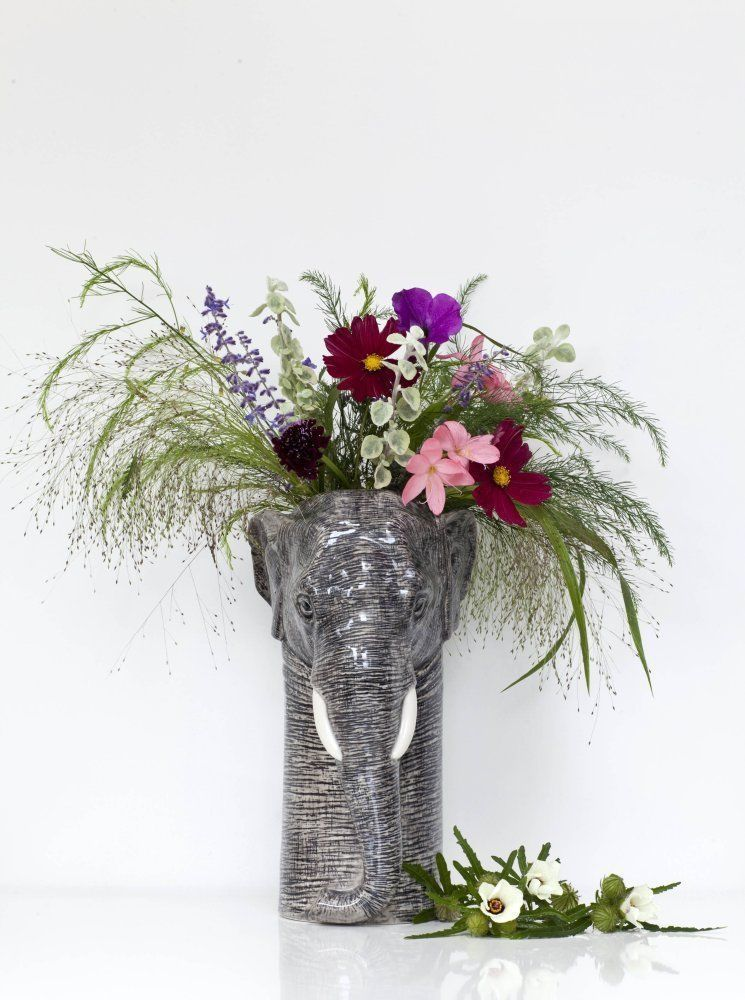 <span style=&#34;font-family:'courier new', courier, monospace;&#34;>Animal vase Elephant PRE-ORDER</span>