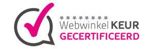 Kranenshoponline.nl is aangesloten bij WebwinkelKeur