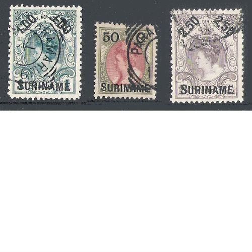 Suriname 1900 hulpuitgifte
