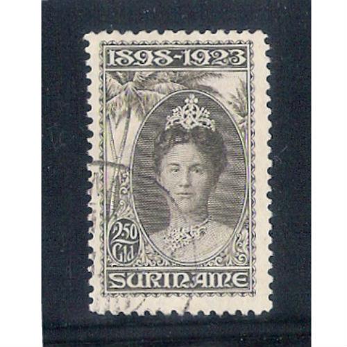 Suriname 1923 jubileumzegel