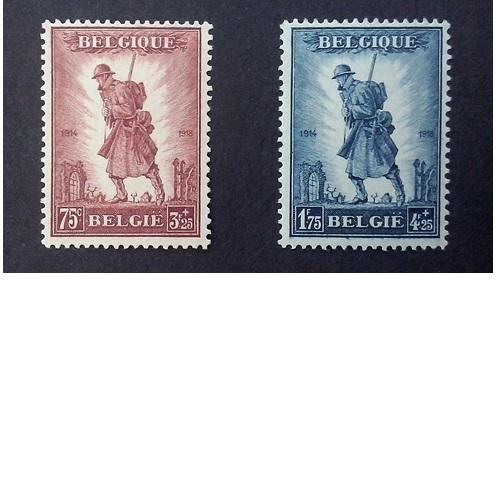 België 1932   Voor de Infanterie