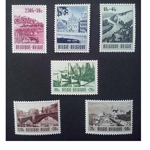 België 1953  Ter bevordering van toerisme