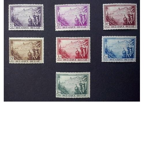 België 1932  TBC-bestrijding