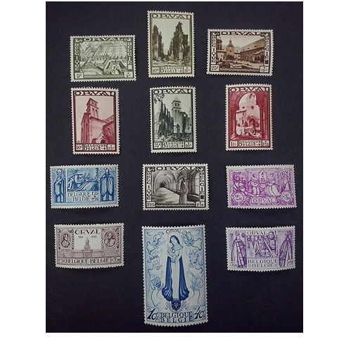 België 1933  Tweede Orval