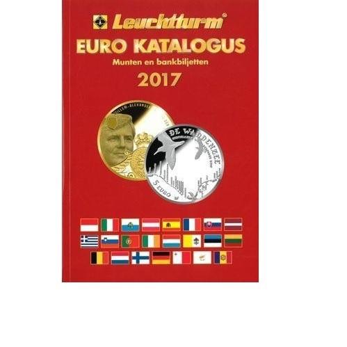 Leuchtturm Eurocatalogus 2017