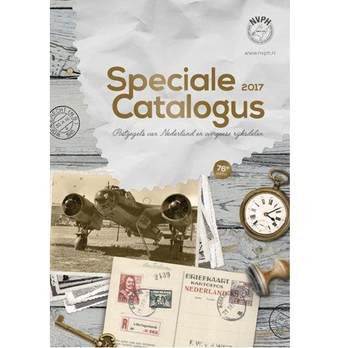 NVPH Speciale catalogus 2017 hardcover