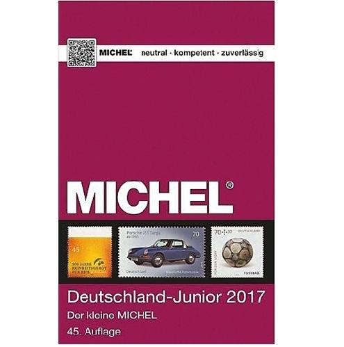 Michel postzegelcatalogus Duitsland junior 2017