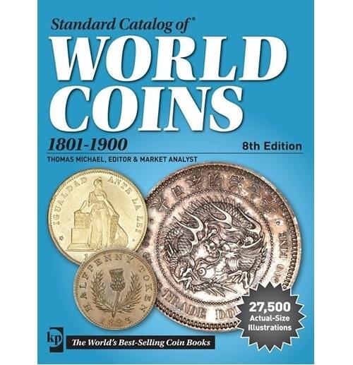 Krause muntencatalogus Worldcoins 1801-1900