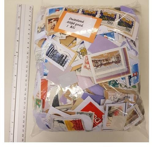 1 Kilo Duitse Postzegels