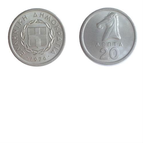 Griekenland 10 lepta 1976