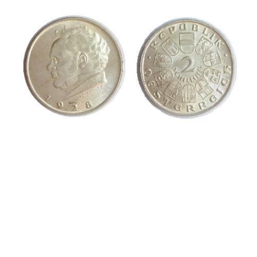 Oostenrijk 2 schilling 1928