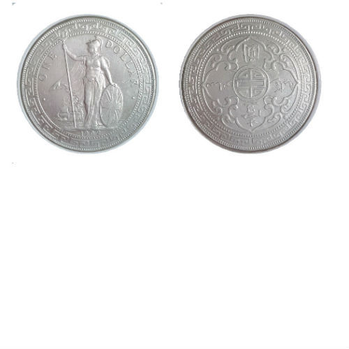 Groot Brittannië Tradedollar 1902