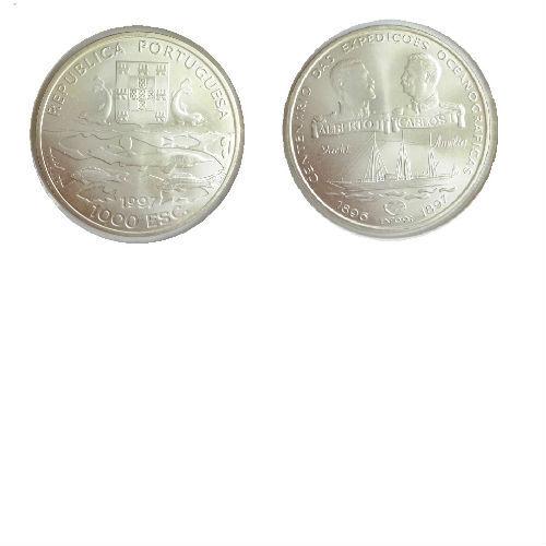 Portugal 1000 escudos 1997