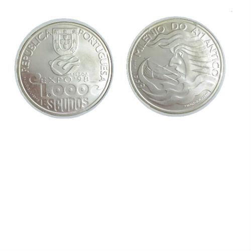 Portugal 1000 escudos 1999