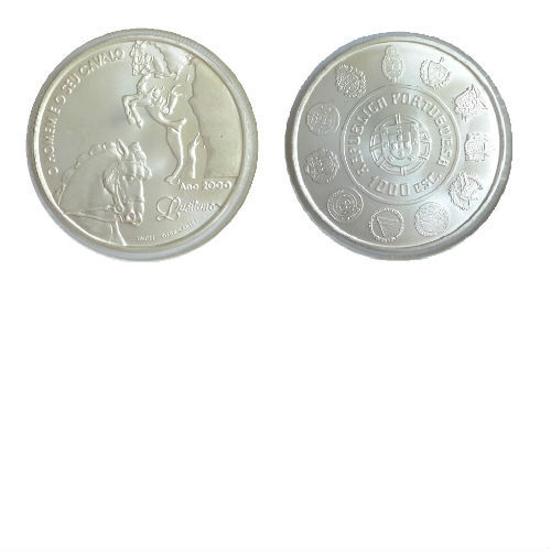 Portugal 1000 escudos 2000