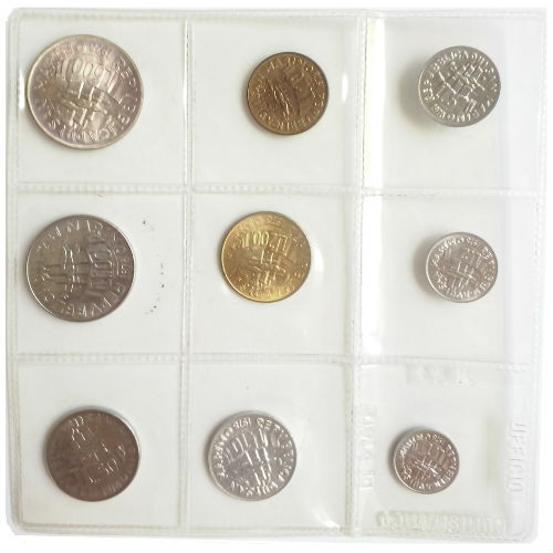 San Marino muntset 1978