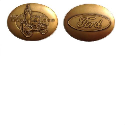 Henry Ford 100 jaar 1863-1963