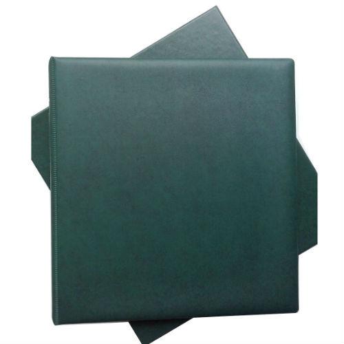 Lindner 1124 album met cassette groen