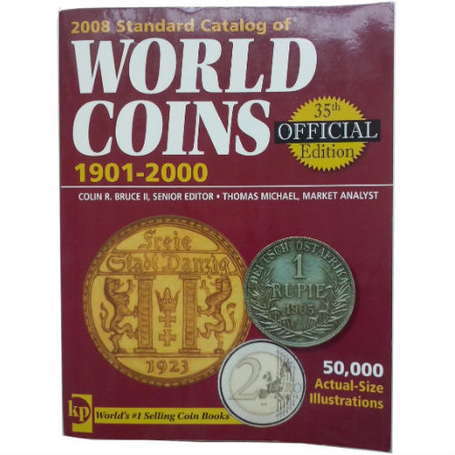 Krause World Coins 1901-2000 muntencatalogus