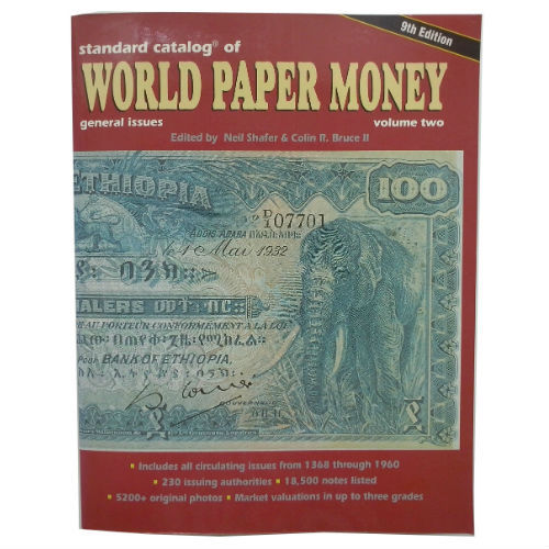 Krause World Paper Money Vol. 2 papiergeldcatalogus