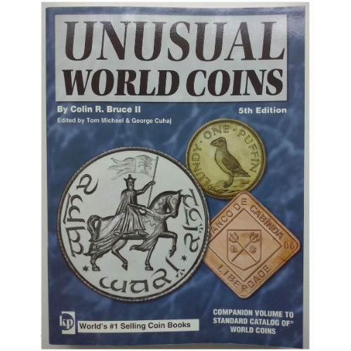 Krause Unusual World Coins muntencatalogus