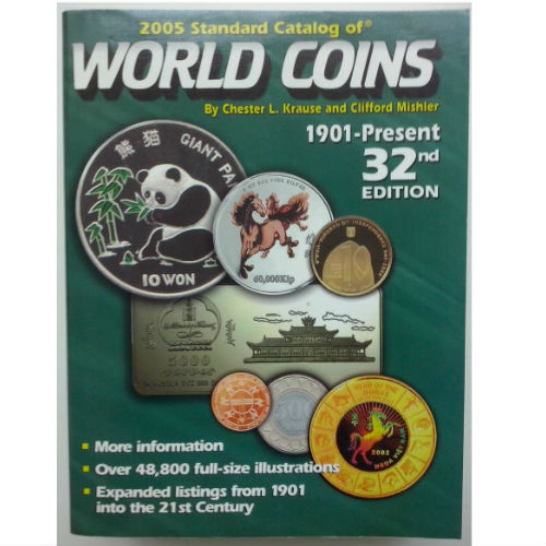 Krause World Coins 1901- muntencatalogus