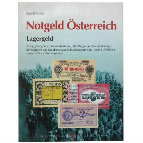 Richter Notgeld Österreich Lagergeld muntencatalogus