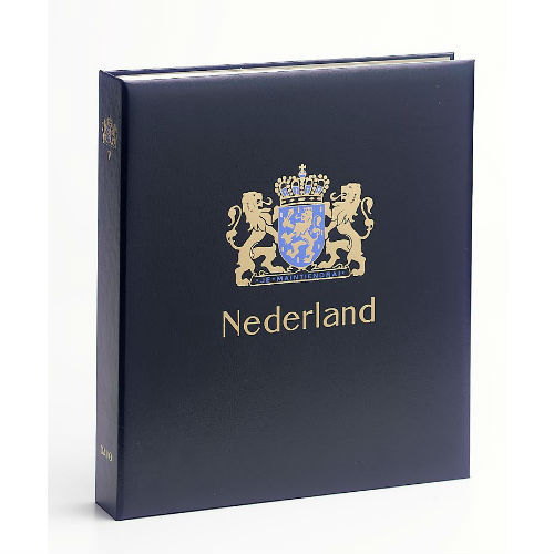 Davo Nederland Postzegelboekjes luxe band incl cassette