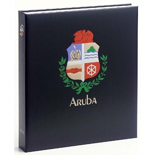 Davo Aruba luxe postzegelalbum incl cassette deel II