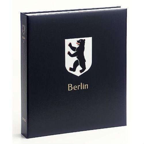 Davo Berlijn  luxe postzegelalbum met cassette deel I