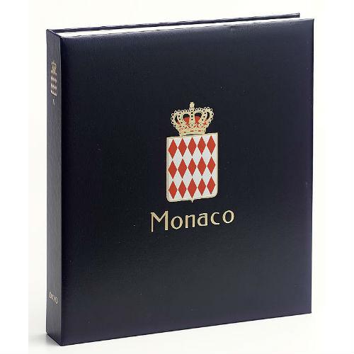 Davo Monaco luxe postzegelalbum met cassette deel  II