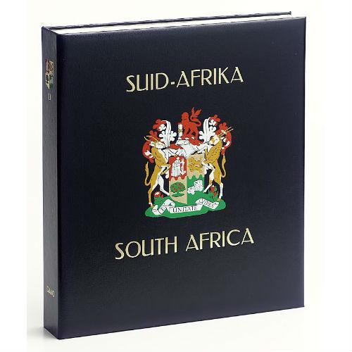Davo Zuid-Afrika Republiek luxe postzegelalbum deel R IV