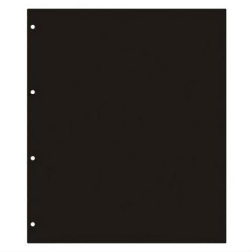 Hartberger schutbladen zwart GMZ