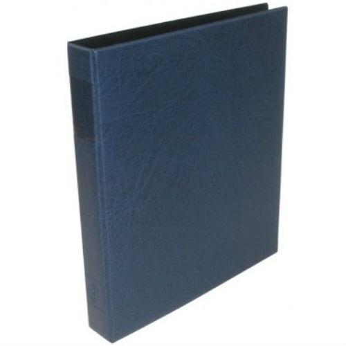Hartberger verzamelalbum GML luxe uitvoering  kleur blauw