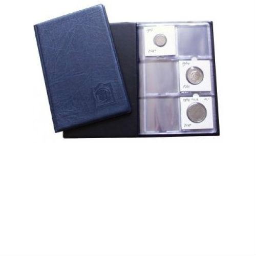 Hartberger munt zakboekje 19 x 13 cm