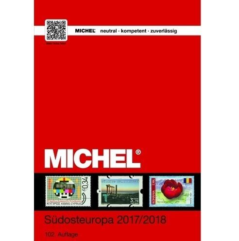 Michel postzegelcatalogus Zuid Oost Europa 2017-2018