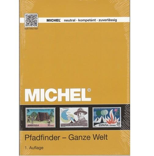 Michel Postzegelcatalogus Padvinders 2017
