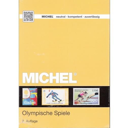 Michel Postzegelcatalogus Olympische Spelen