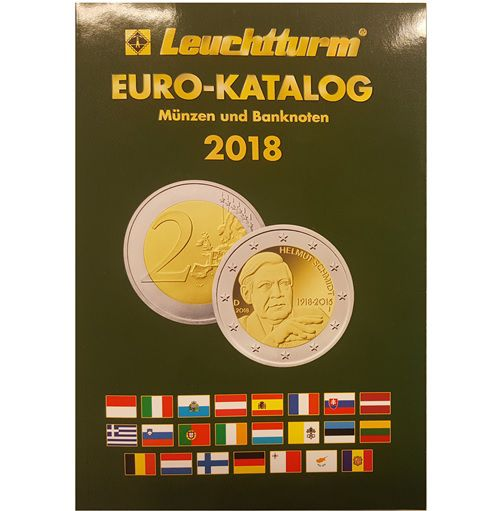 Leuchtturm Eurocatalogus 2018