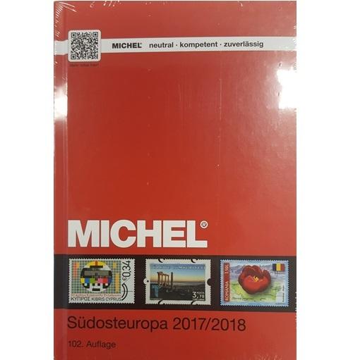 Michel postzegelcatalogus ZuidOost Europa 2017-2018