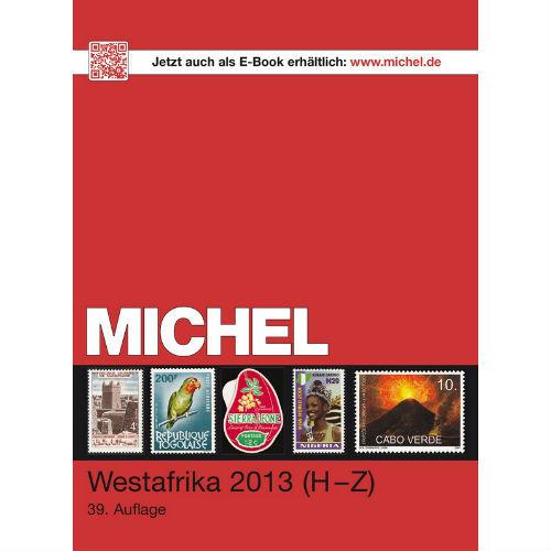 Michel postzegelcatalogus West Afrika 2013 (H-Z)
