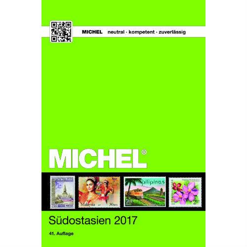 Michel postzegelcatalogus Zuid Oost Azië 2017