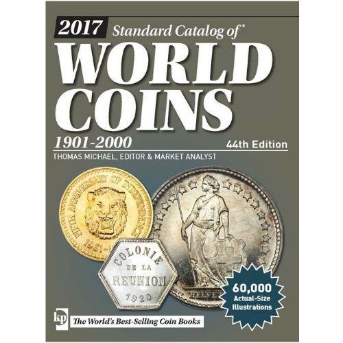 Krause muntencatalogus Worldcoins 1901-2000